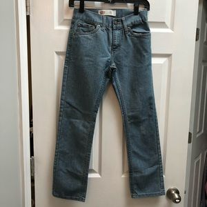Levi's 511 Jeans Big Boy Size 12 R Like New